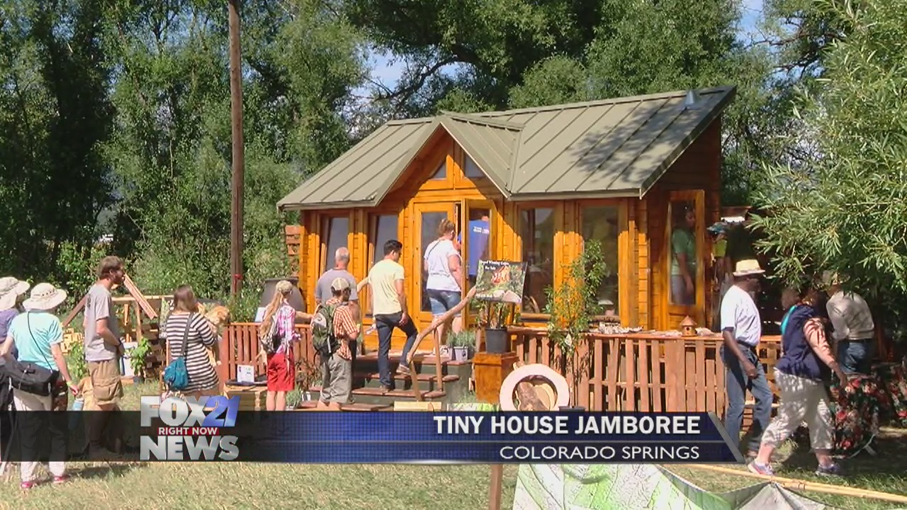 National Tiny House Jamboree  FOX15 News Colorado