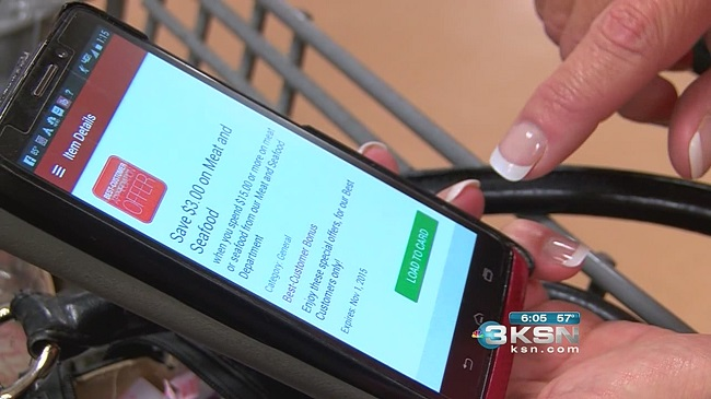 grocery savings app ksnw phone technology coupons iphone_123541