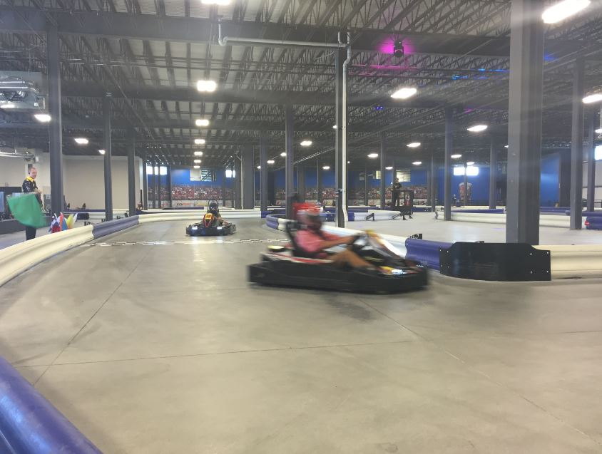 Go Karts Colorado Springs >> Overdrive Raceway Hits Colorado Springs Full Throttle