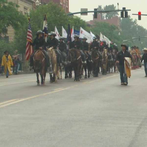 PIKES PEAK OR BUST RODEO PARADE_73105