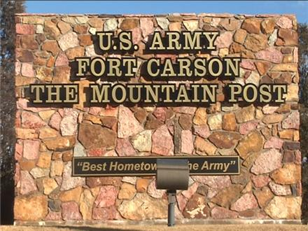 fort carson entrance sign_1055