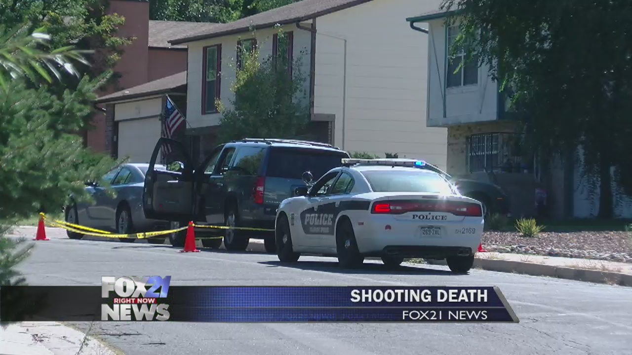A man who was found dead on Union Boulevard Saturday morning was murdered, according to police. _ Taylor Bishop - FOX21 News_193284