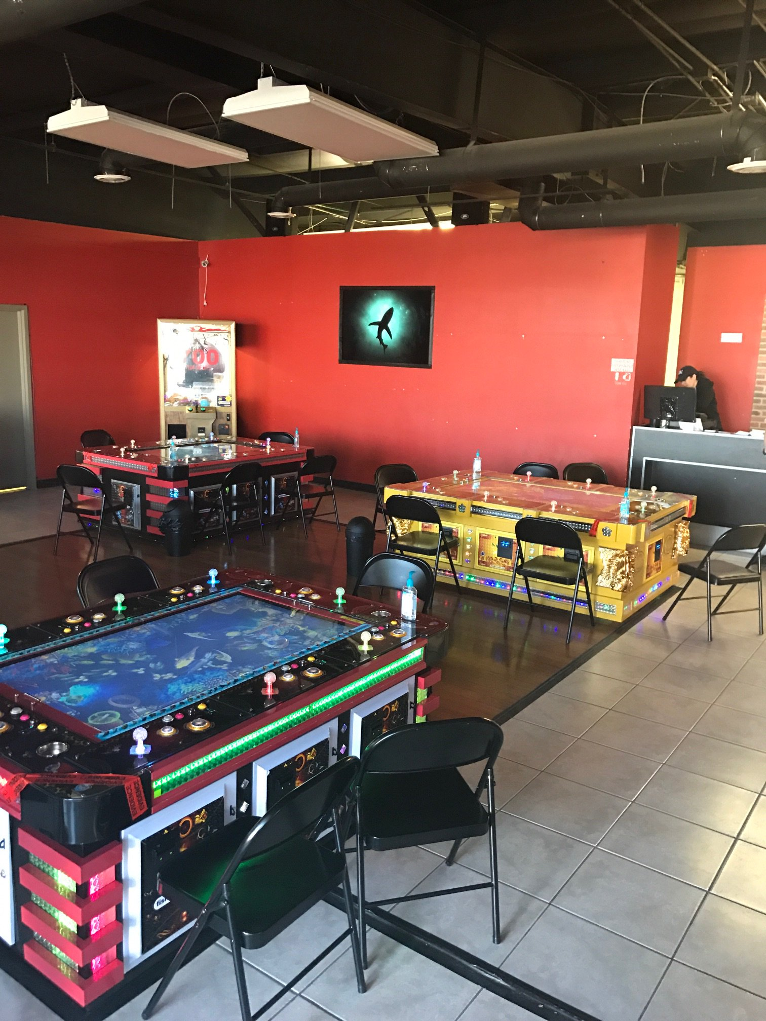 A photo of one of the gambling establishments. / Pueblo Police Department