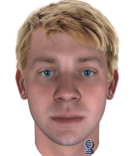 DNA composite photo / Colorado Springs Police Department