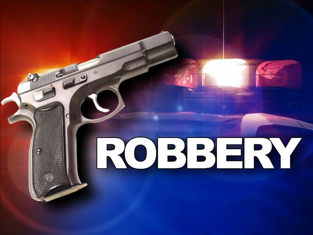 robbery weapon gun robbed graphic