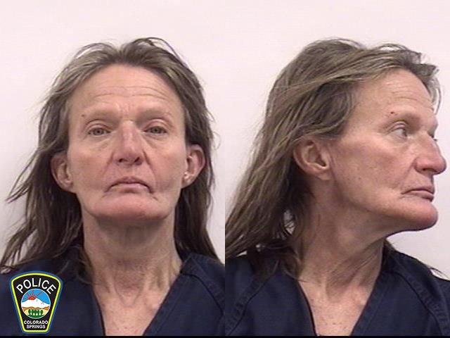 Christine Adams Colorado Springs Police Department