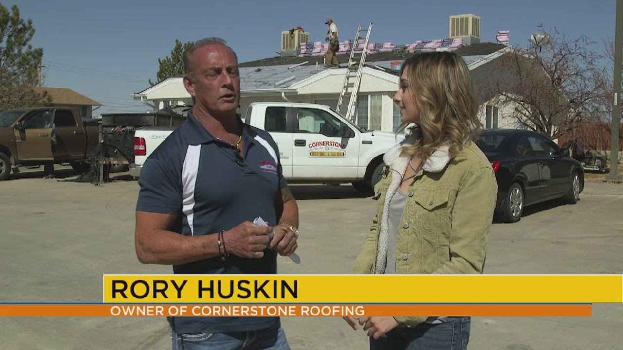 Fix Up Your Roof With Cornerstone Roofing