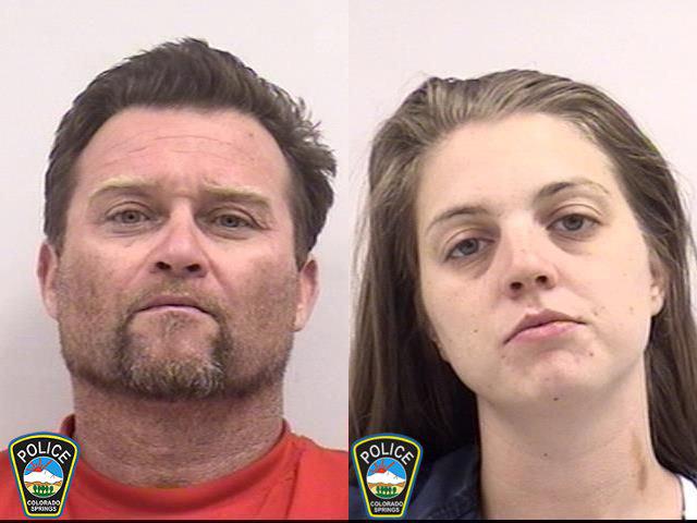 Robert Durbin and Kirsten Moore Colorado Springs Police Department