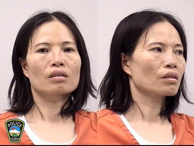Zaizhen Xiang Colorado Springs Police Department