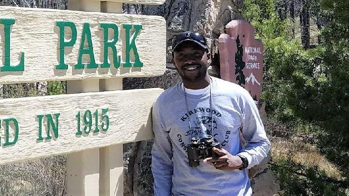 David Mutabazi Colorado Parks and Wildlife