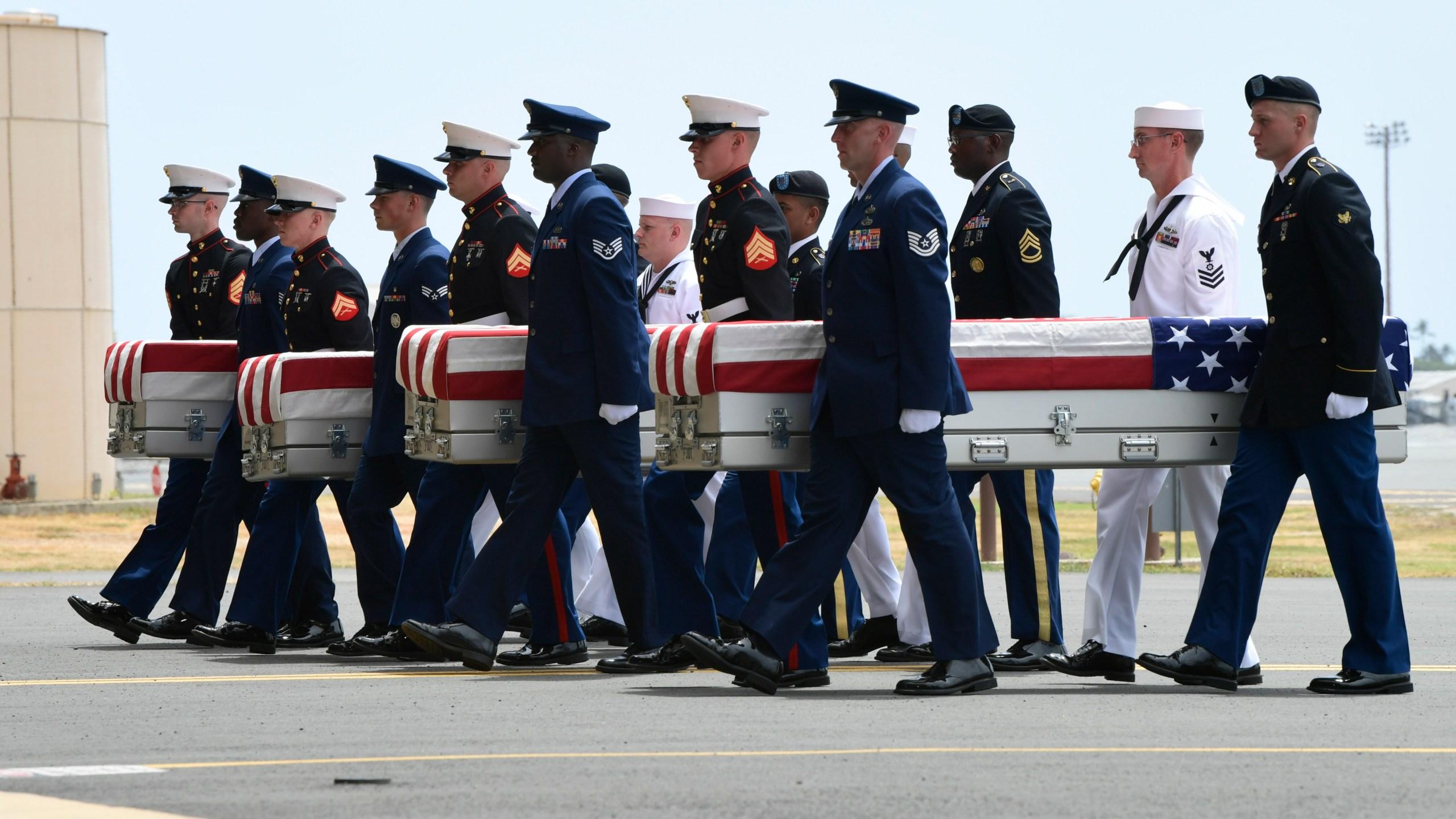 US Korea War Remains_1533180218110