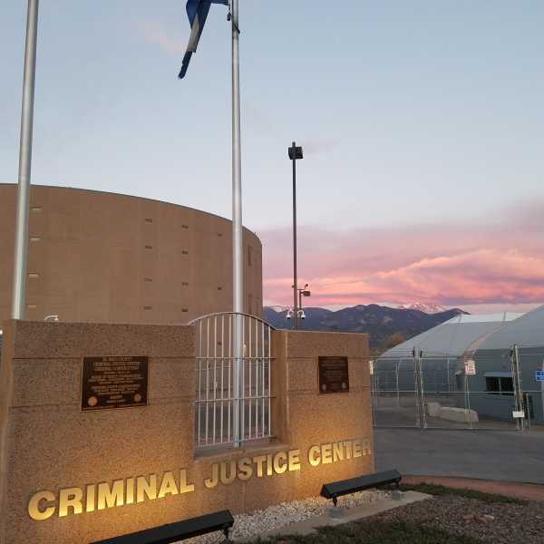 criminal justice center - el paso county jaily