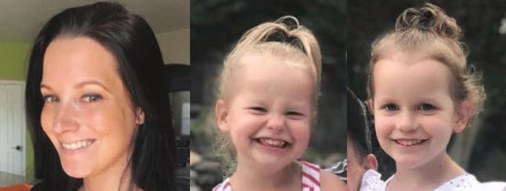 Shanann Watts, Celeste Watts, and Bella Watts Colorado Bureau of Investigation