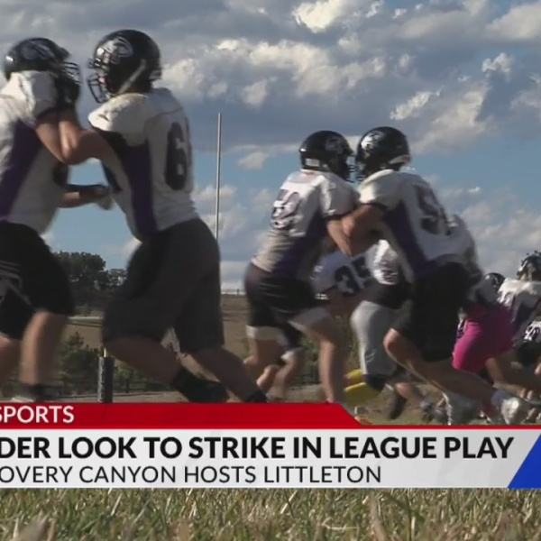 Discovery Canyon Thunder look to strike in league play