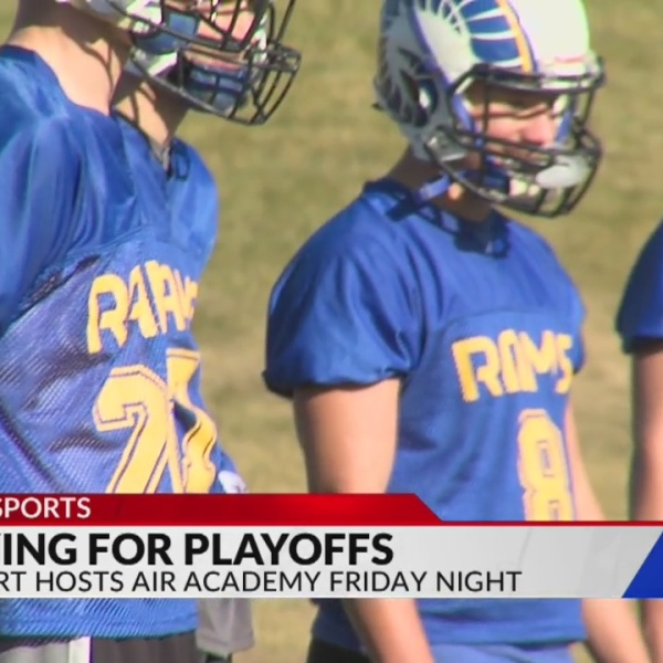 Playing for Playoffs: Rampart hosts rival Air Academy