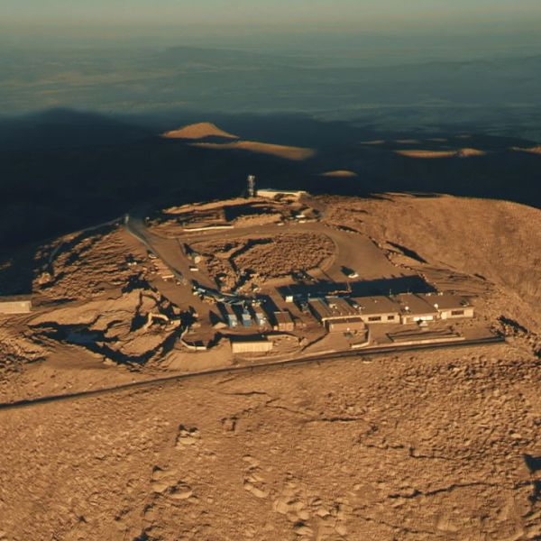 Pikes Peak Summit House Project Challenges