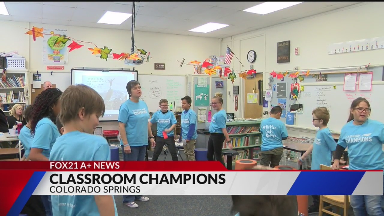 Paralympian surprises 5th grade class with in-person visit
