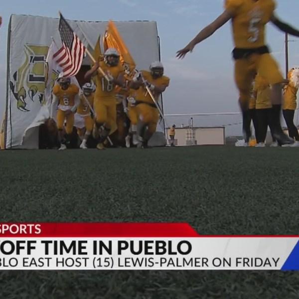 Playoffs begin for Pueblo East
