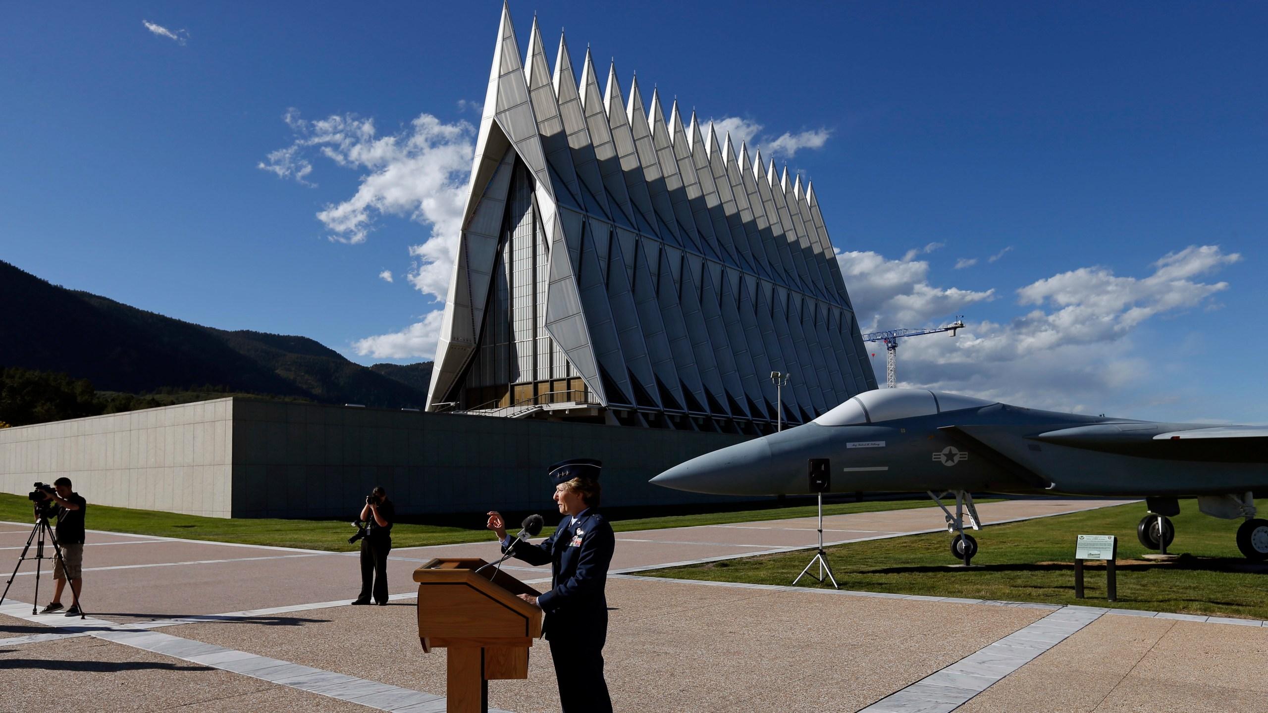 Air Force Academy Chapel Repairs_1540842036578