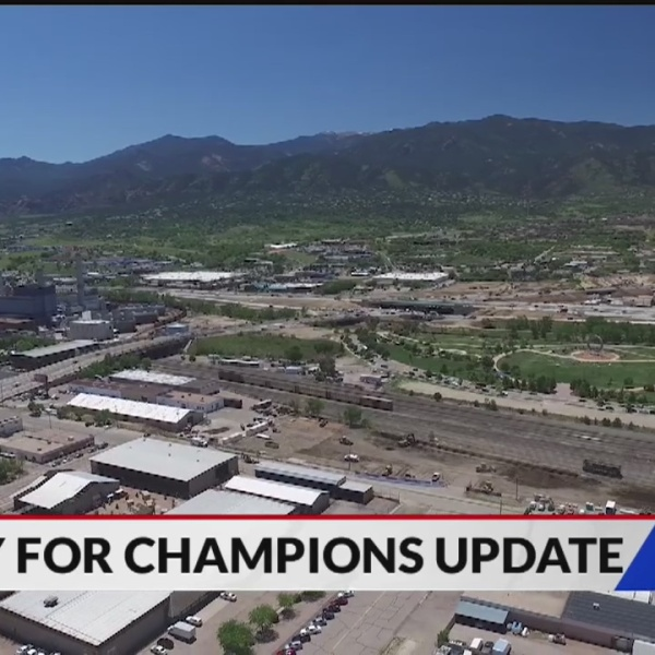 City for Champions Update