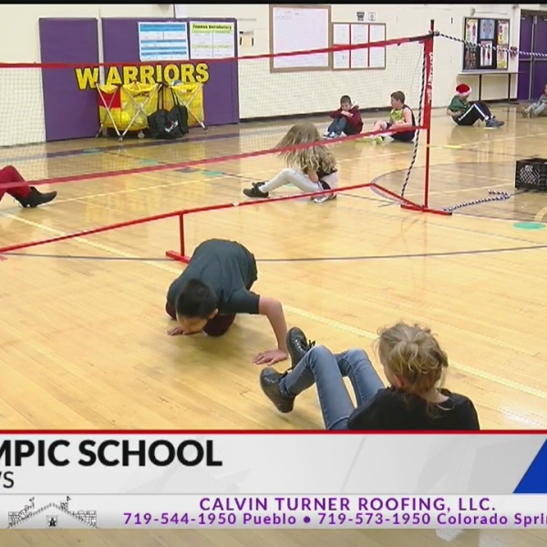 District 11 schools incorporating Olympic values into curriculum