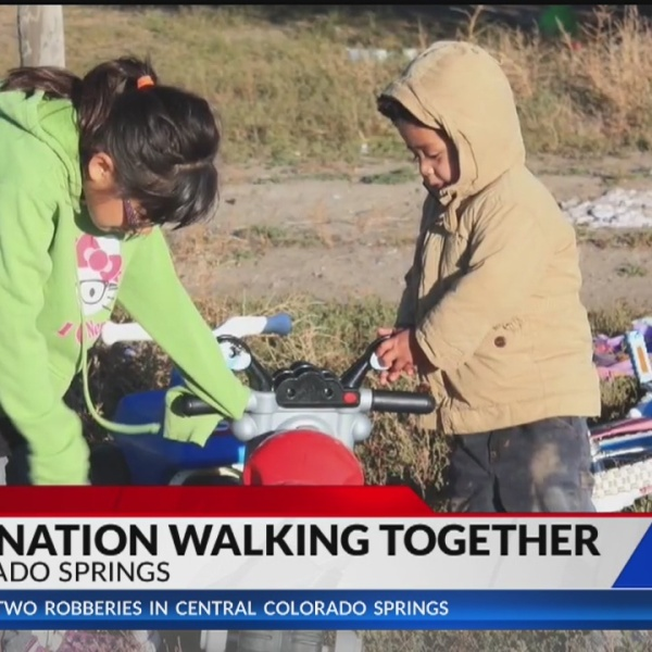 Give! 2018: One Nation Walking Together