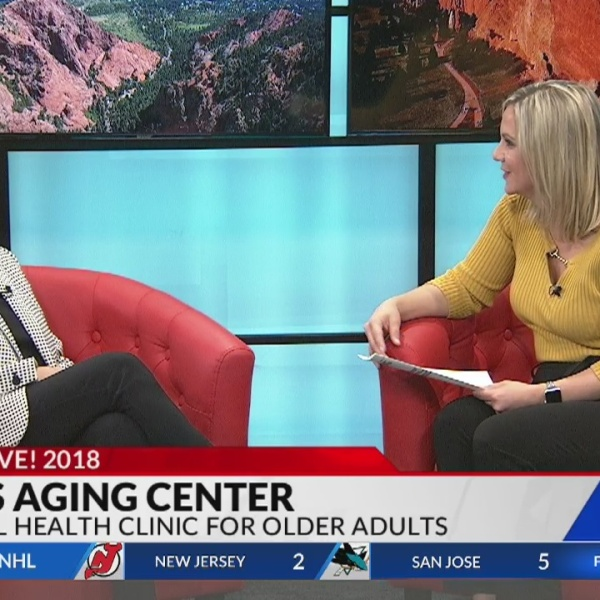 Give! 2018: UCCS Aging Center
