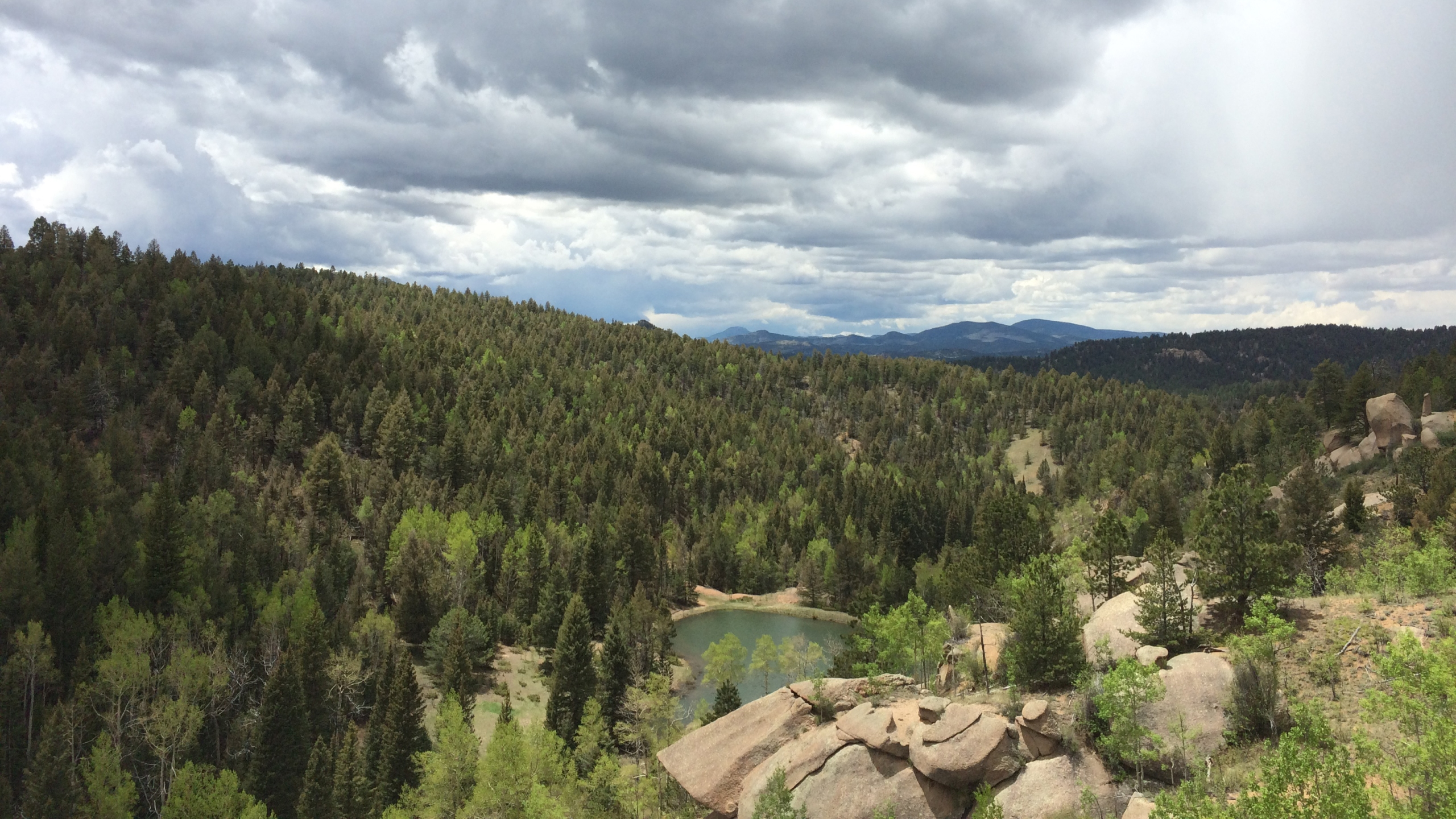 Mueller State Park in June 2015 FOX21 News file photo