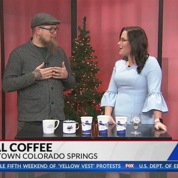 Loyal Coffee on FOX21 Morning News