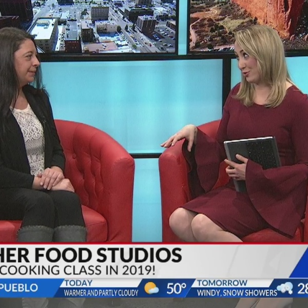 Take a cooking class with Gather Food Studios