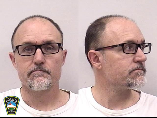 Steven Wright Colorado Springs Police Department