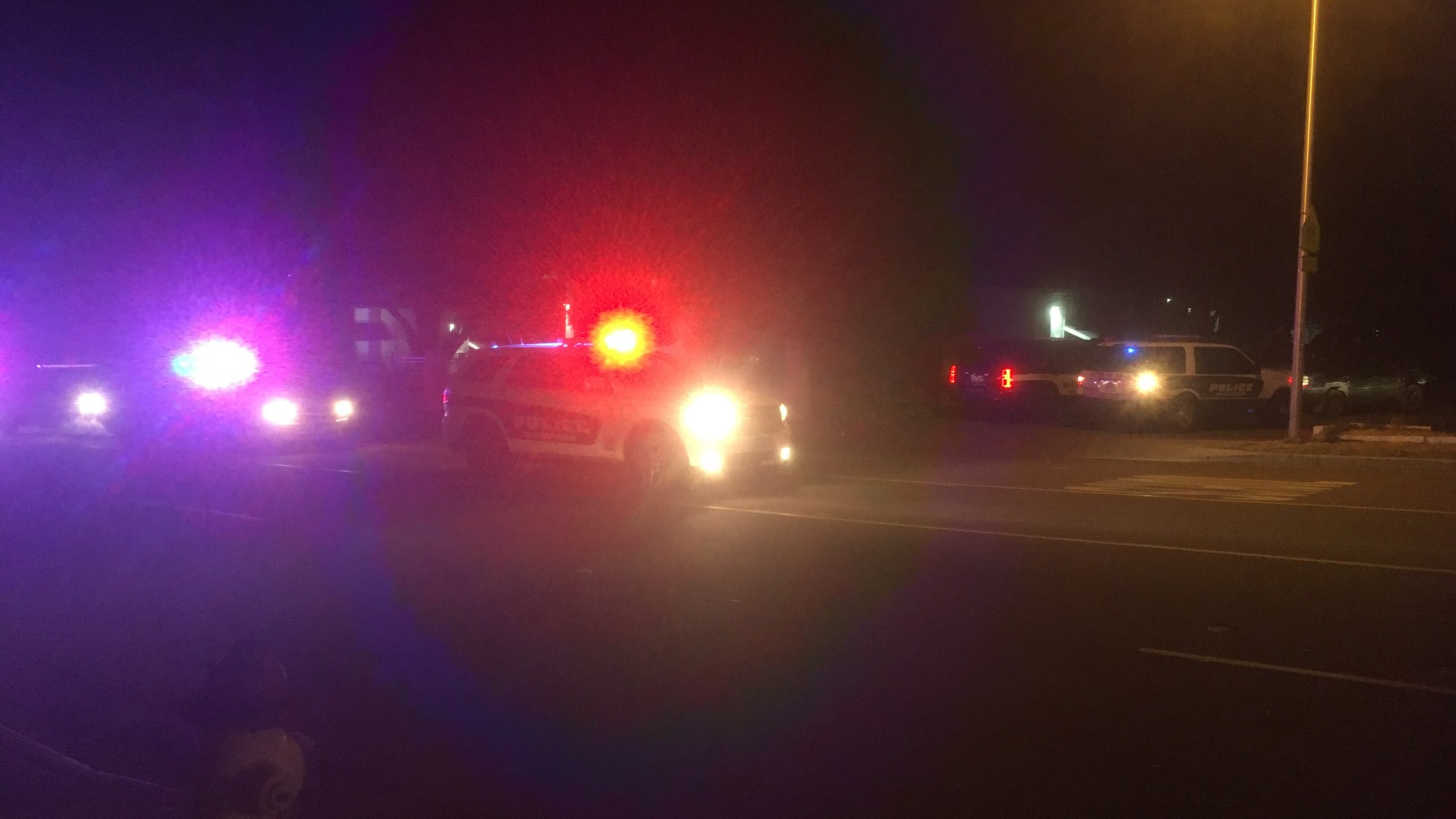 Police Searching For Suspect In South Central Colorado Springs