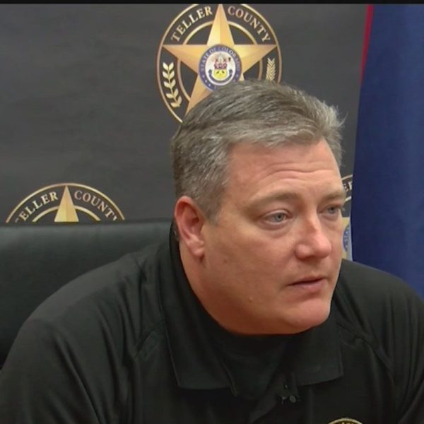 Teller County sheriff speaks out about ACLU lawsuit