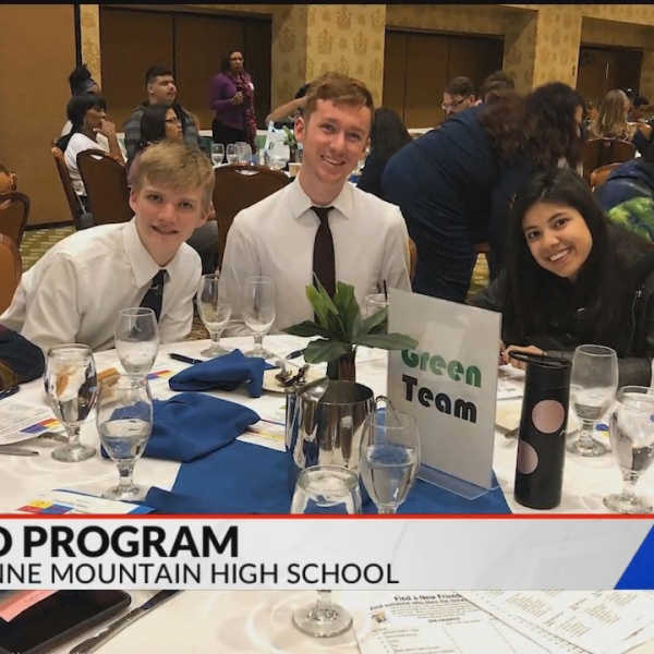 Cheyenne Mountain HS program helps educate students about learning disabilities