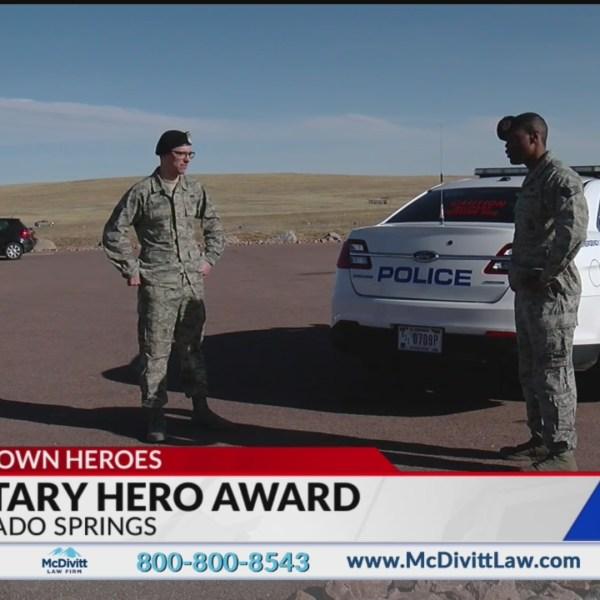 Hometown Heroes - Military Hero