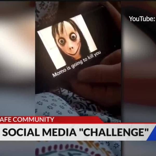 Viral Challenge urges kids to harm themselves
