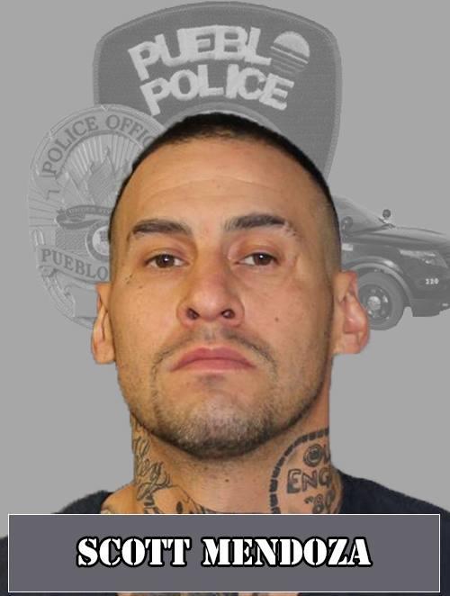 Scott Mendoza Pueblo Police Department
