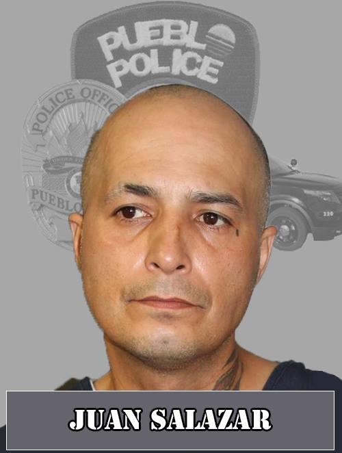 Juan Salazar Pueblo Police Department