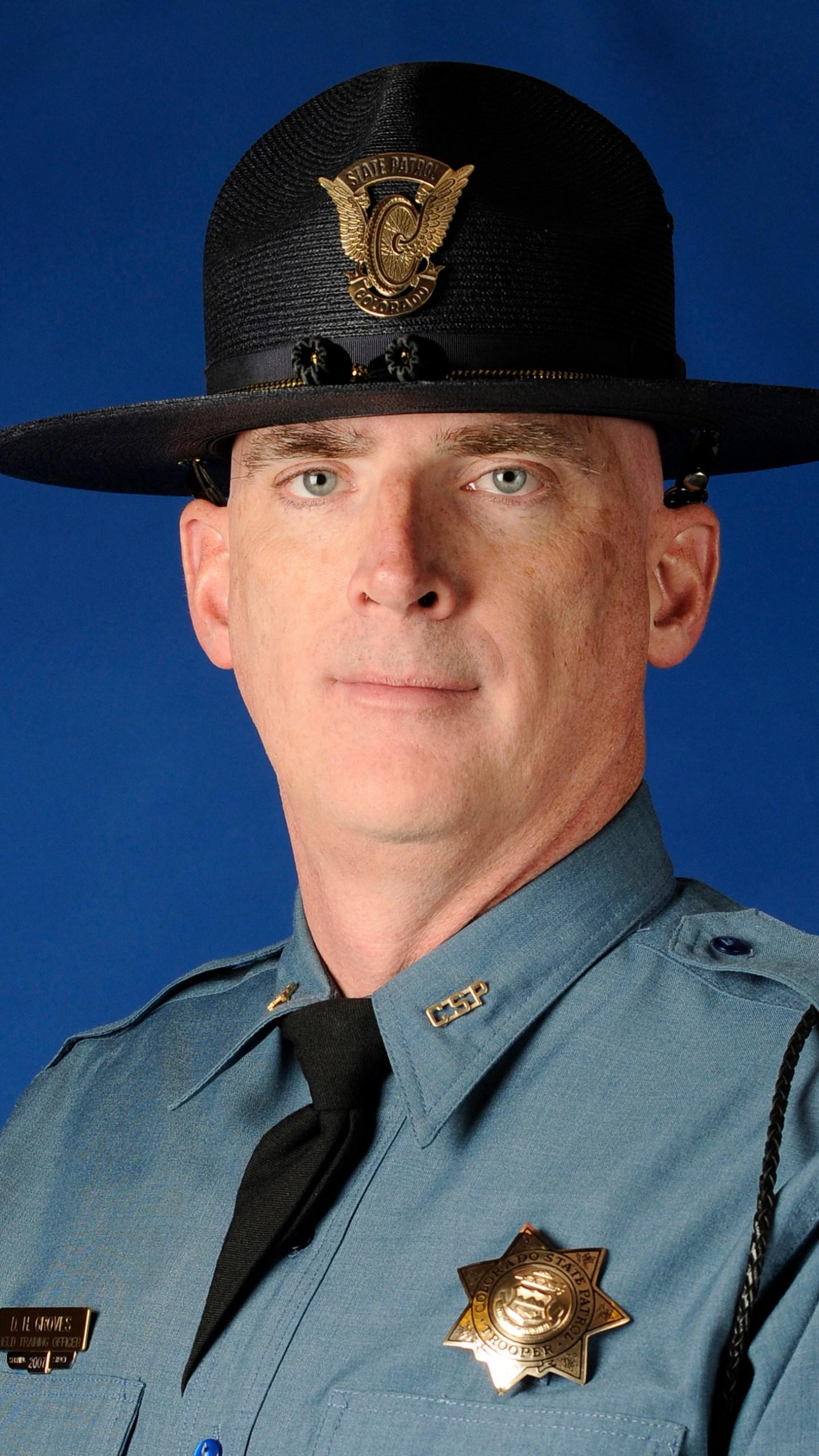 Cpl. Daniel Groves Colorado State Patrol 2