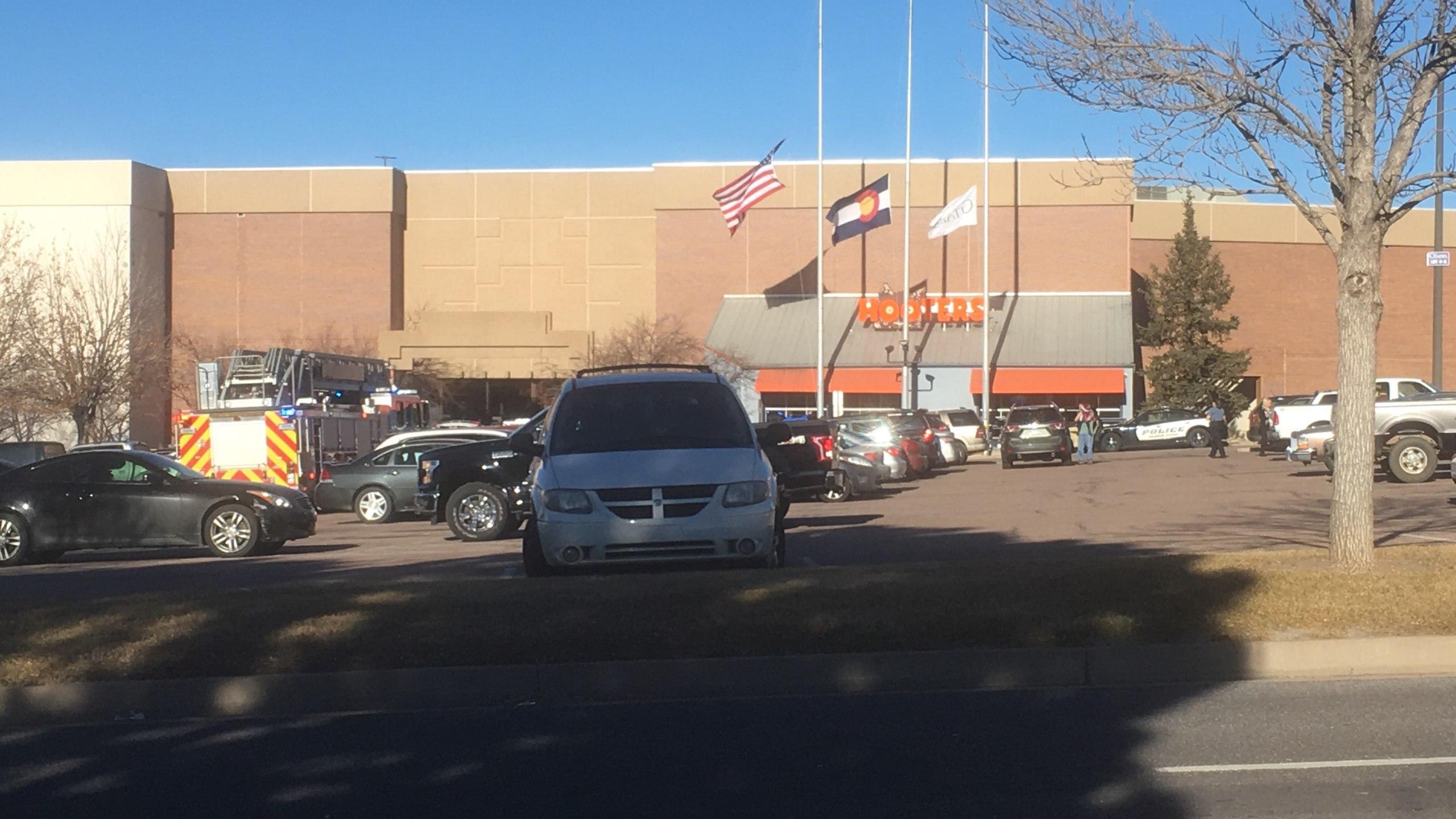 Citadel Mall Shooting
