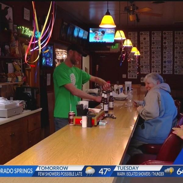 Manitou Springs American Legion hosts St. Patrick's Day celebration