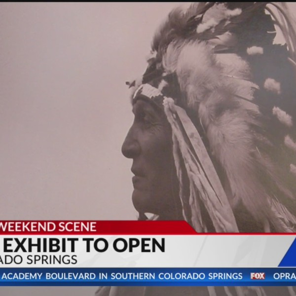 New Pioneers Museum exhibit features photographs of American Indians