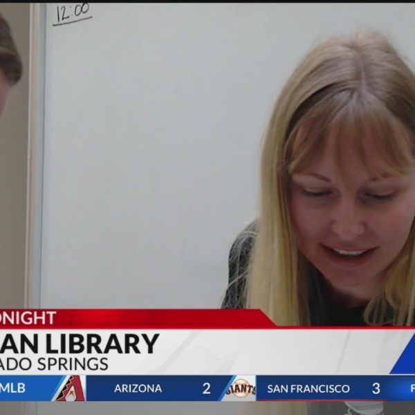 Pikes Peak Library District hosts Human Library