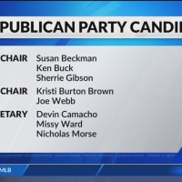 Republican State Chairperson candidates host forum in Colorado Springs