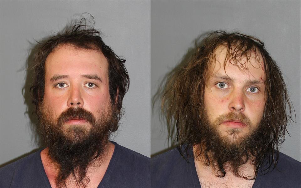 Theodore Thurman and Henry Thurman Pueblo County Sheriff's Office