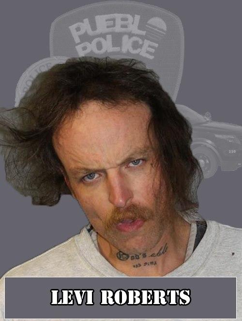 Levi Roberts Pueblo Police Department