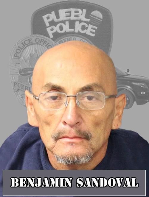 Benjamin Sandoval Pueblo Police Department