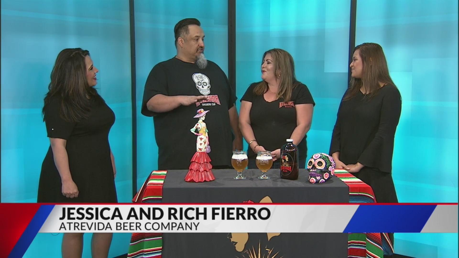 Atrevida Beer Company hosting Selena birthday tribute Part 1