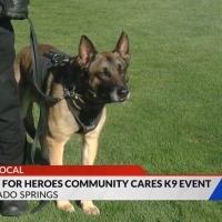 Colorado Springs K9 event to benefit Homes for Heroes