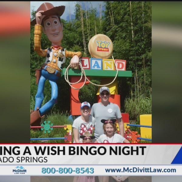 VillaSport hosting bingo night fundraiser to benefit Make-A-Wish